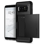 Чехол Spigen Slim Armor CS Black для Samsung Galaxy Note 8