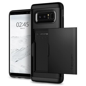 Купить Чехол Spigen Slim Armor CS Black для Samsung Galaxy Note 8