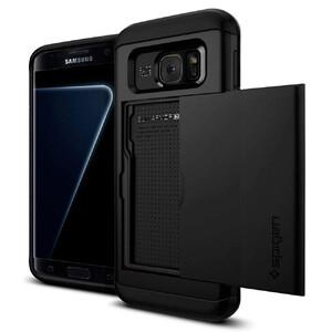 Купить Чехол Spigen Slim Armor CS Black для Samsung Galaxy S7 edge
