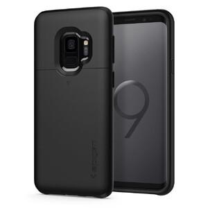 Купить Чехол Spigen Slim Armor CS Black для Samsung Galaxy S9