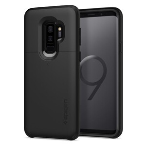 Купить Чехол Spigen Slim Armor CS Black для Samsung Galaxy S9 Plus