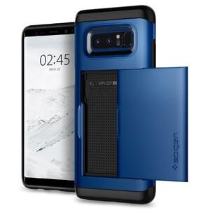 Купить Чехол Spigen Slim Armor CS Deep Sea Blue для Samsung Galaxy Note 8