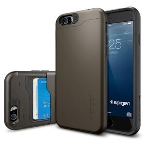 Купить Чехол Spigen Slim Armor CS для iPhone 6/6s