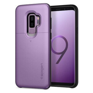 Купить Чехол Spigen Slim Armor CS Lilac Purple для Samsung Galaxy S9 Plus
