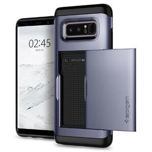 Купить Чехол Spigen Slim Armor CS Orchid Gray для Samsung Galaxy Note 8