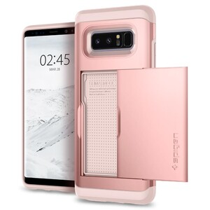 Купить Чехол Spigen Slim Armor CS Rose Gold для Samsung Galaxy Note 8