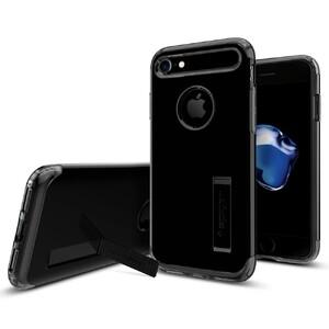 Купить Чехол Spigen Slim Armor Jet Black для iPhone 7/8