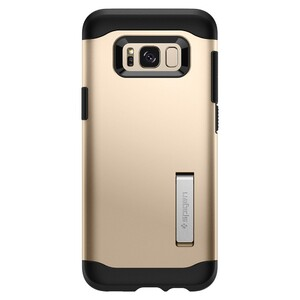 Купить Чехол Spigen Slim Armor Gold Maple для Samsung Galaxy S8