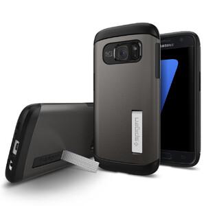 Купить Чехол Spigen Slim Armor Gunmetal для Samsung Galaxy S7