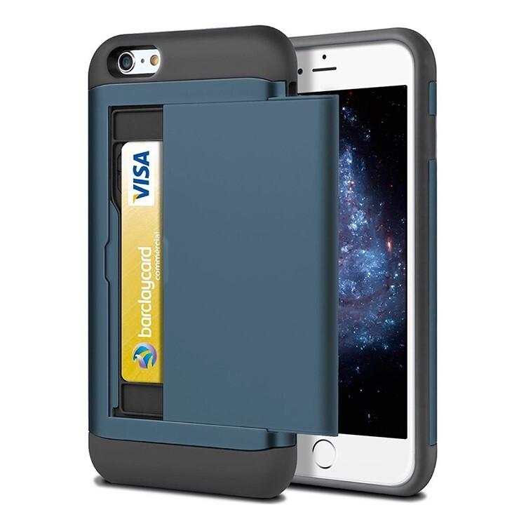 Чехол Spigen Slim Armor CS Metal Slate для iPhone 5/5S/SE