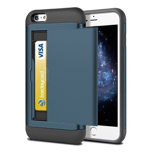 Купить Чехол Spigen Slim Armor CS Metal Slate для iPhone 5/5S/SE