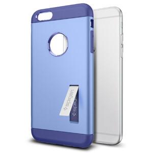 Чехол Spigen Slim Armor Violet для iPhone 6/6s Plus
