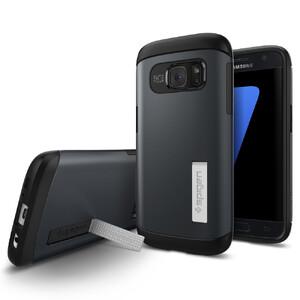 Купить Чехол Spigen Slim Armor Metal Slate для Samsung Galaxy S7