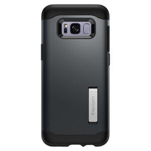 Купить Чехол Spigen Slim Armor Metal Slate для Samsung Galaxy S8 Plus