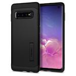 Чехол Spigen Slim Armor Black для Samsung Galaxy S10