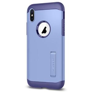 Купить Чехол Spigen Slim Armor Violet для iPhone X