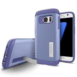 Купить Чехол Spigen Slim Armor Violet для Samsung Galaxy S7