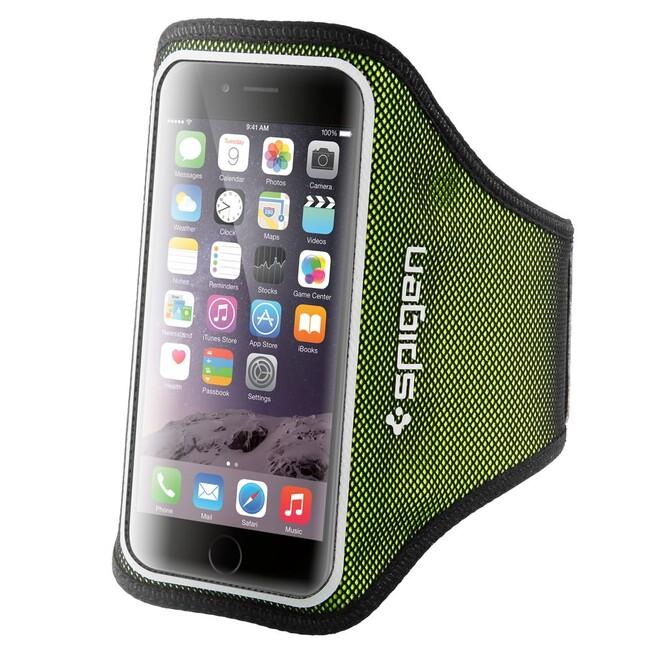 Спортивный чехол Spigen Sport Armband для iPhone 6/6s/7