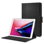 """Кожаный чехол Spigen Stand Folio Black для iPad 9.7""""(2017/2018)/Air"""