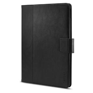 """Купить Кожаный чехол Spigen Stand Folio Black для iPad Pro 10.5"""""""