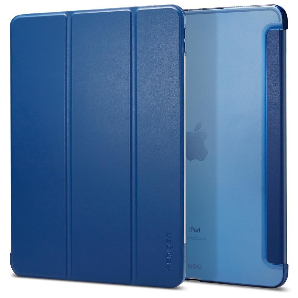 """Магнитный чехол-книжка Spigen Stand Folio (Version 2) Blue для iPad Pro 11"""""""