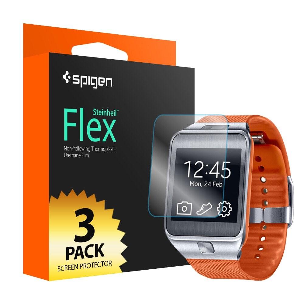 Защитная пленка Spigen Steinheil Flex для Samsung Gear 2