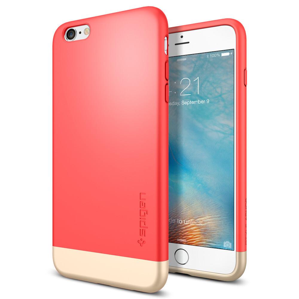 Чехол Spigen Style Armor Italian Rose для iPhone 6 Plus/6s Plus