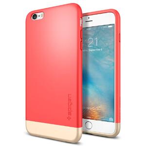Купить Чехол Spigen Style Armor Italian Rose для iPhone 6/6s Plus