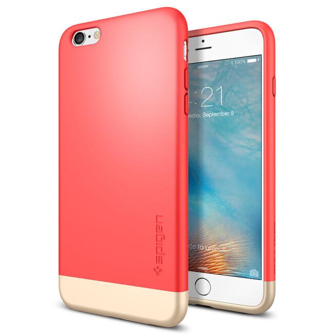 Чехол Spigen Style Armor Italian Rose для iPhone 6/6s Plus