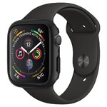 Чехол Spigen Thin Fit Black для Apple Watch 44mm Series 4