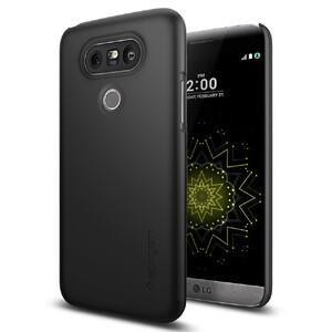 Купить Чехол Spigen Thin Fit Black для LG G5