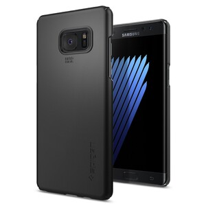 Купить Чехол Spigen Thin Fit Black для Samsung Galaxy Note 7