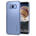 Чехол Spigen Thin Fit Blue Coral для Samsung Galaxy S8