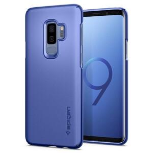 Купить Чехол Spigen Thin Fit Coral Blue для Samsung Galaxy S9 Plus