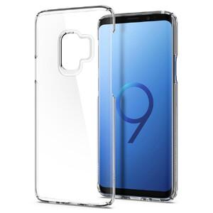 Купить Чехол Spigen Thin Fit Crystal Clear для Samsung Galaxy S9