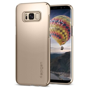 Купить Чехол Spigen Thin Fit Gold Maple для Samsung Galaxy S8