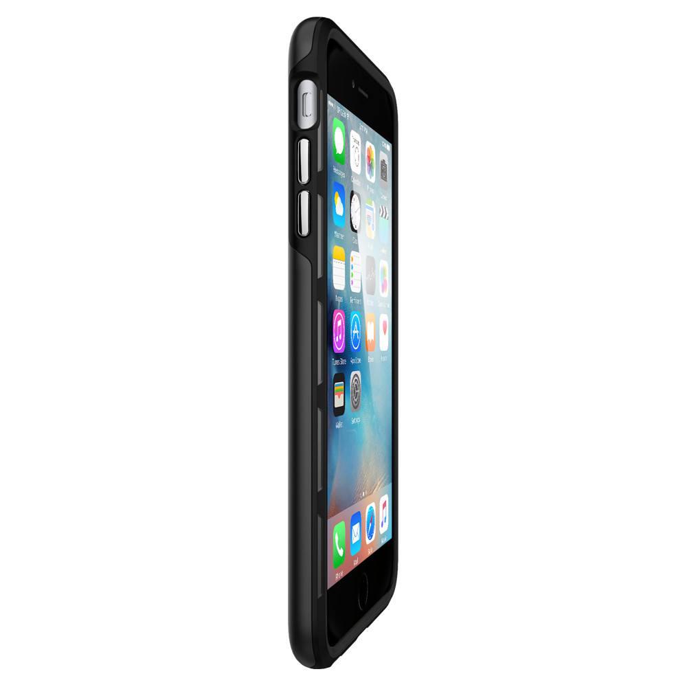 competitive price 8bea9 c6abc Чехол Spigen Thin Fit Hybrid Black для iPhone 6 Plus/6s Plus