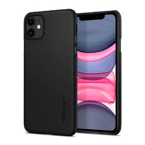 Купить Чехол Spigen Thin Fit Black для iPhone 11