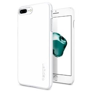 Купить Чехол Spigen Thin Fit Jet White для iPhone 7 Plus/8 Plus