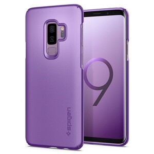 Купить Чехол Spigen Thin Fit Lilac Purple для Samsung Galaxy S9 Plus