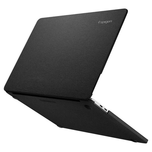 """Пластиковый чехол-накладка Spigen Thin Fit для MacBook Pro 16"""""""