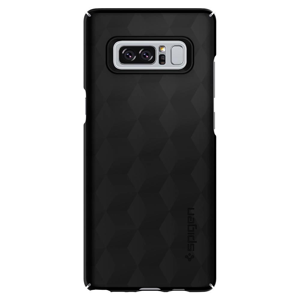 Купить Чехол Spigen Thin Fit Matte Black для Samsung Galaxy Note 8