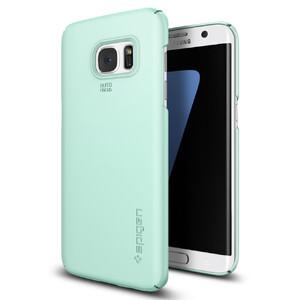 Купить Чехол Spigen Thin Fit Mint для Samsung Galaxy S7 edge