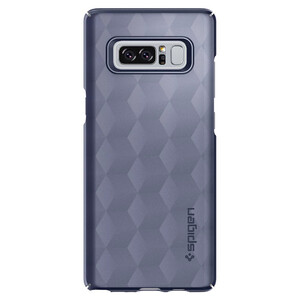Купить Чехол Spigen Thin Fit Orchid Gray для Samsung Galaxy Note 8