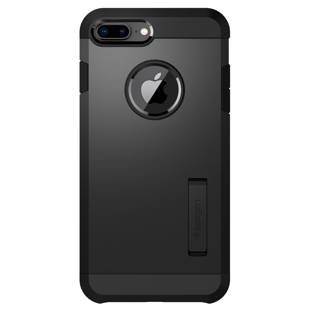 Чехол Spigen Tough Armor 2 Black для iPhone 8 Plus/7 Plus