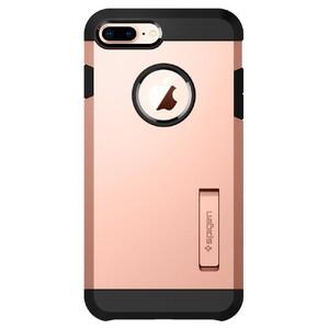 Купить Чехол Spigen Tough Armor 2 Blush Gold для iPhone 8 Plus/7 Plus