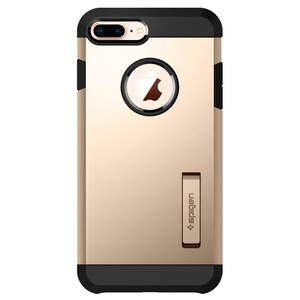 Купить Чехол Spigen Tough Armor 2 Champagne Gold для iPhone 8 Plus/7 Plus