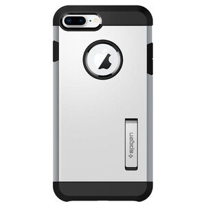 Купить Чехол Spigen Tough Armor 2 Satin Silver для iPhone 8 Plus/7 Plus