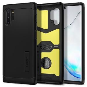 Купить Противоударный чехол Spigen Tough Armor Black для Galaxy Note 10+
