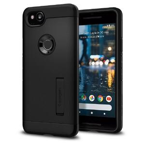 Купить Чехол Spigen Tough Armor Black для Google Pixel 2
